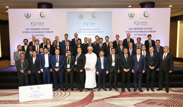 İslam İşbirliği Teşkilatı (İİT) Üye Ülke Borsaları Forumu 11. Toplantısı yapıldı