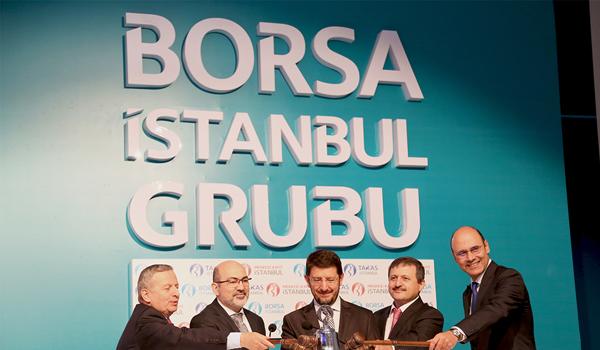 Gong Albaraka Portföy'ün gayrimenkul yatırım fonları için çaldı