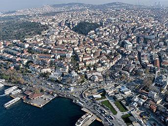 İstanbul konutların yüzde 42'sinde otopark var