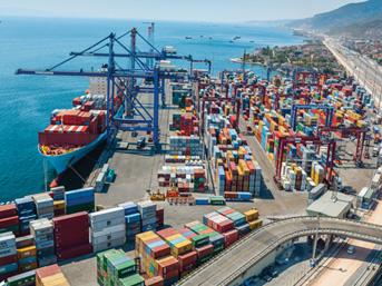Türkiye'nin en büyük 4. özel limanına Asyalı ortak geliyor!