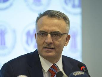 Maliye Bakanı Ağbal: Artık defter tasdiki yok, defter saklama yok