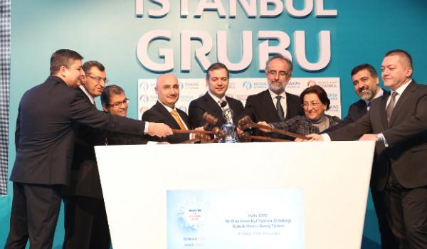 Halkbank ve bağlı ortaklarından 100 milyon TL'lik GYO Sukuk İhracı