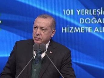 Cumhurbaşkanı Erdoğan: Akkuyu Nükleer Santrali'nin inşaatına bu yıl başlıyoruz