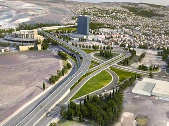 'Ekspres yol' projesi, İzmir'in en uzun tüneli olacak