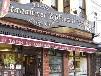 Sultanahmet köftecisi marka adını değiştirdi