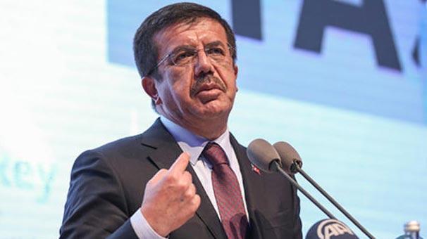 Ekonomi Bakanı Zeybekci'den yatırımcılara müjde