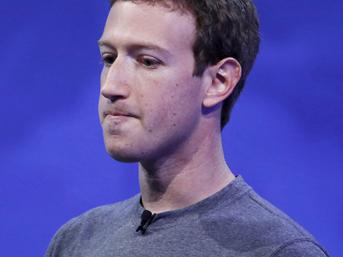 Skandal Facebook hisselerini sert vurdu