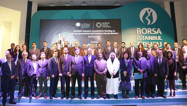 Dünya Altın Konseyi ve Uluslararası İslami Finans Pazarı, İslami yatırımcıların Altın pazarına erişimini geliştirmek için işbirliğine gidiyor