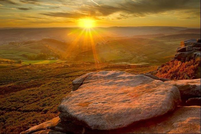 Güneşin en güzel fotoğrafları