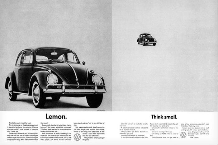 20. Yüzyılın en iyi reklam kampanyaları