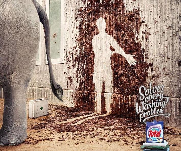 Olağanüstü dedirtecek reklam afişleri