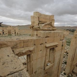 Esad rejiminin korkunç yüzü: Palmira