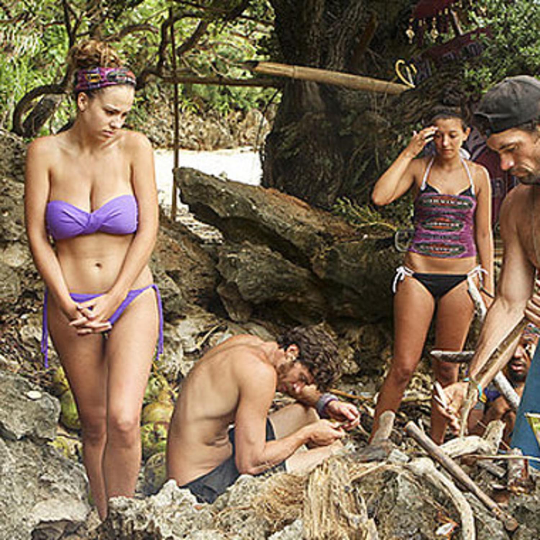 Survivor amazon nude moments erotic scene