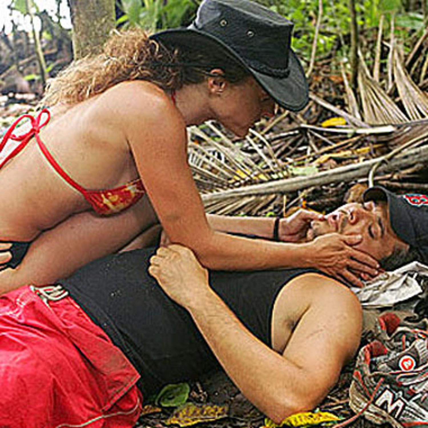 Survivor heros villains nude sex female