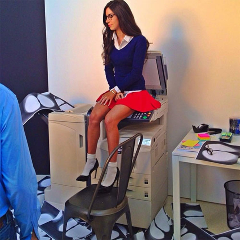 С секретаршей онлайн 1 фотография