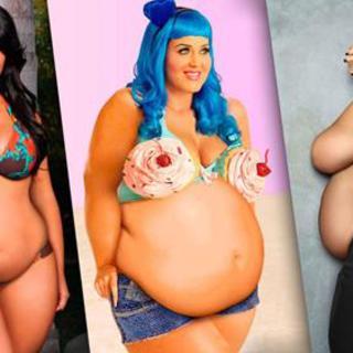 Ünlülerin obeziteyle imtihanı!