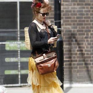 Helena Bonham Carter ve efsane tarzı