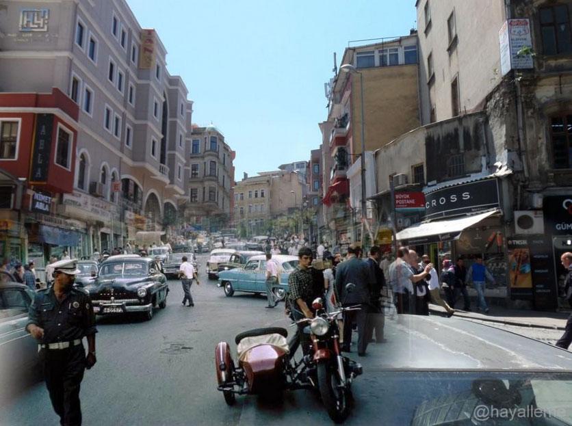 Eski İstanbul'dan 63 nostaljik fotoğraf