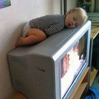 Bazı çocuklar hiç uyumaz bazıları ise...