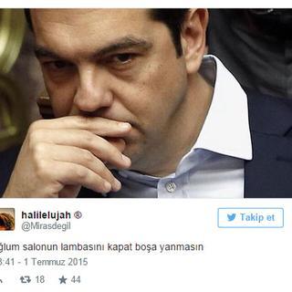 Yunanistan batıyor, capsler patlıyor