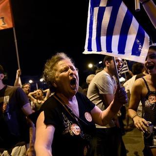 Yunan halkı neye