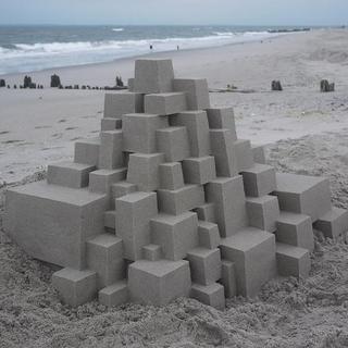 Kumdan kaleler