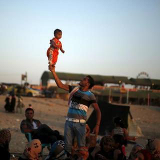 Gazze kıyıları...