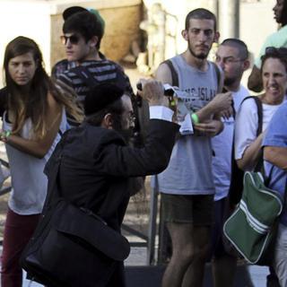 Kudüs'teki Eşcinsel Onur yürüyüşüne bıçaklı saldırı
