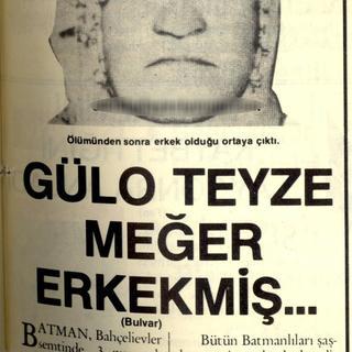 En ilginç eski gazete haberleri