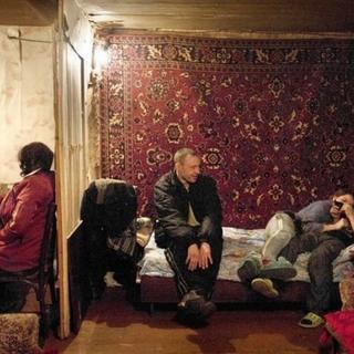 Rus fakirlerin içler acısı evleri