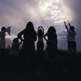 Tamamı kadınlardan oluşan son topluluk