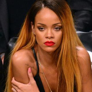 Rihanna, Matt Barnes'i rezil etti