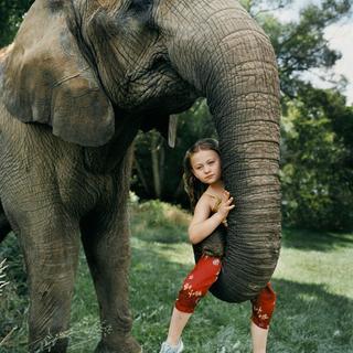 16 yıldır vahşi hayvanlarla yaşıyor