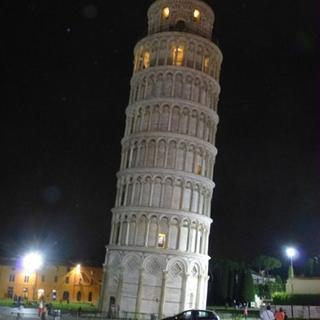 İşte Pisa Kulesi'nin içi