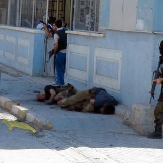 Tunceli'de PKK polis merkezine saldırdı: 2 terörist ölü