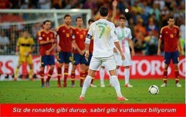 En Komik Futbol Capsleri