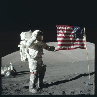 NASA Apollo Ay Görevi'nin bilinmeyen fotoğraflarını yayınladı