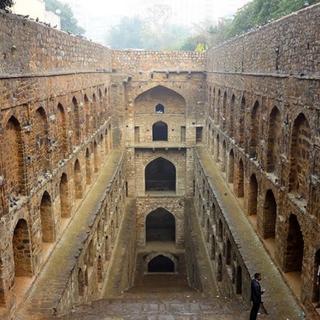 Hindistan'ın kaybolmak üzere olan muhteşem yapıları