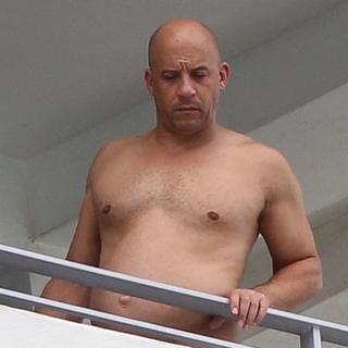 Vin Diesel de caps kurbanı oldu