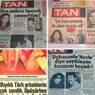 Eski gazetelerden ilginç manşetler
