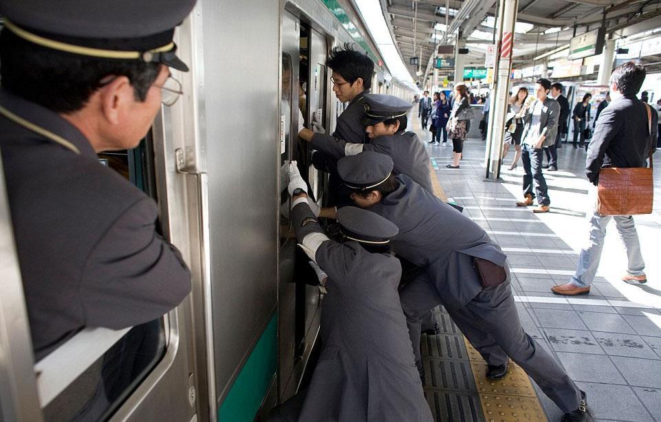 Japonlardan inanılmaz yöntem