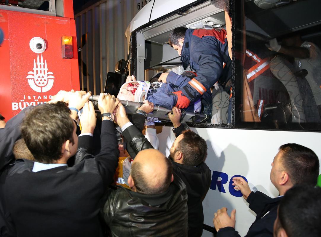 İstanbulda trafik kazası | Galeri Mynet