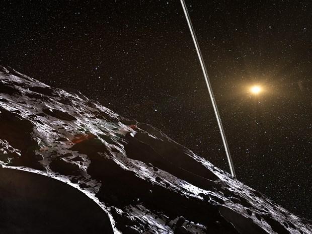 Güneş Sistemi'nde şaşırtan keşif