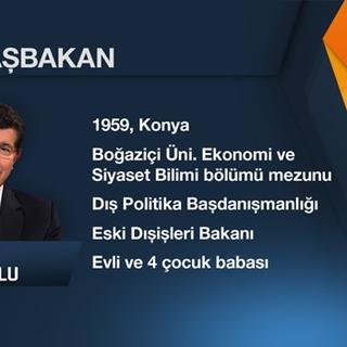 64. hükümetin kabine listesi