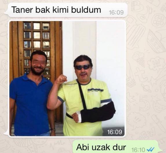 WhatsApp'ın en komik konuşmaları