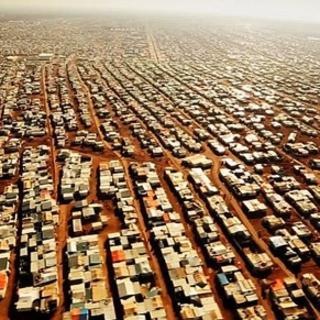 100 aileyle kuruldu şimdi 80 bin kişi yaşıyor