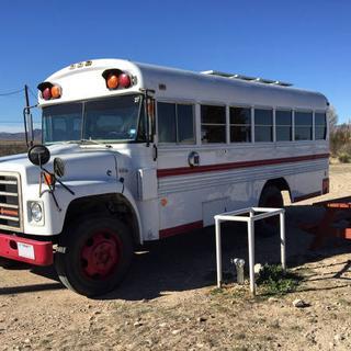 Eski otobüsü öyle güzel dönüştürdüler ki...