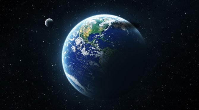Dünya nasıl meydana geldi?