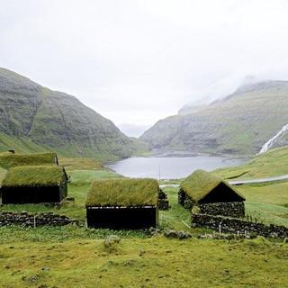 Köyün güzelliğine bak!..