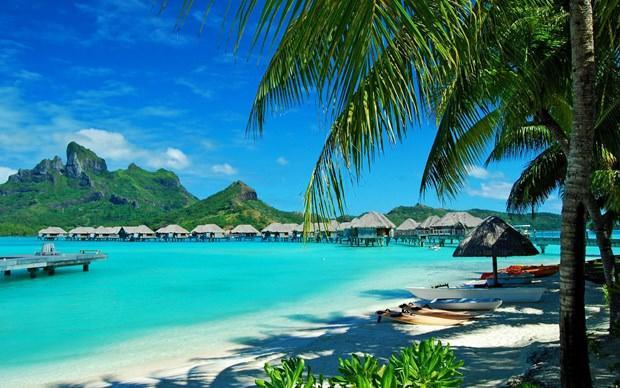Hawaii'de hava her zaman iyidir